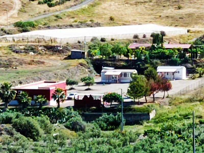 El Valle, agradable Mobile home de 28m², alquiler de vacaciones en Águilas