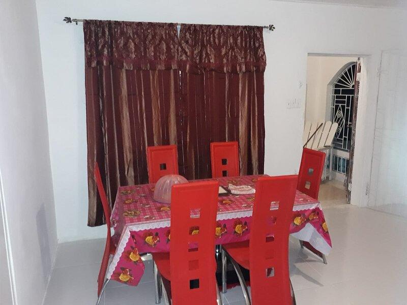 Mack Guest House, location de vacances à Manchioneal