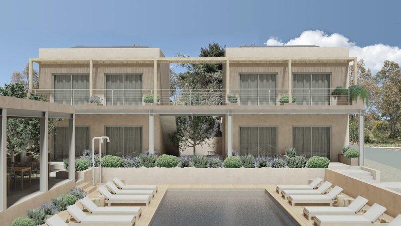 Arion Seaside Suites Studio 7, vacation rental in Palairos