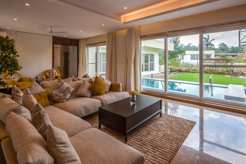 Villa Azul by Vista Rooms, holiday rental in Pune District