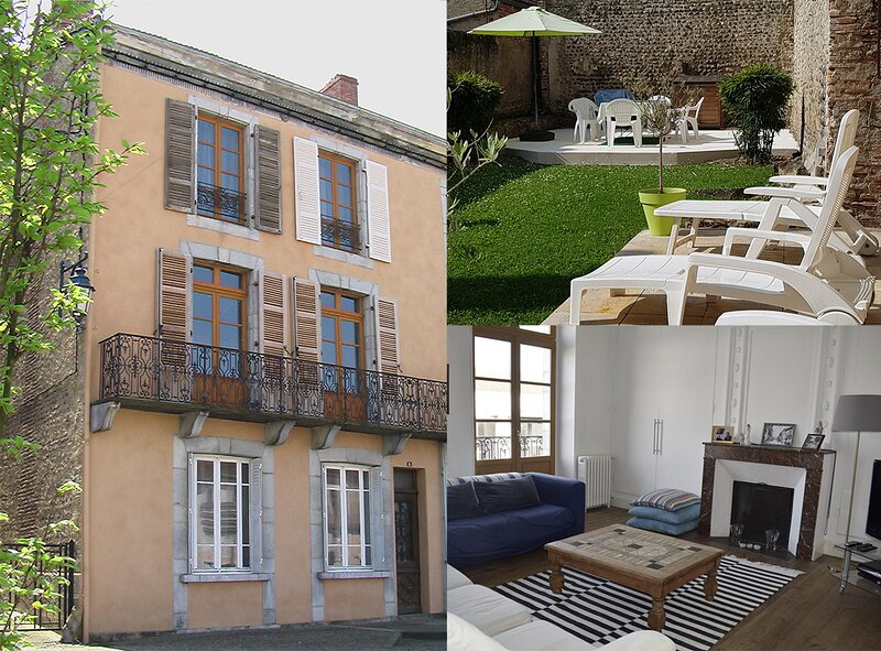 In the vrai sud holiday home, holiday rental in Aire-sur-l'Adour