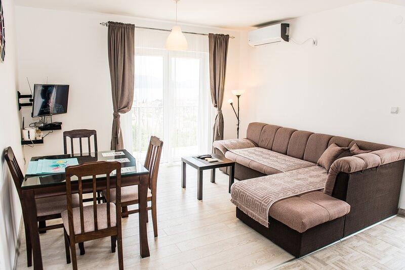 Apartment Blue Adriatic, aluguéis de temporada em Tivat