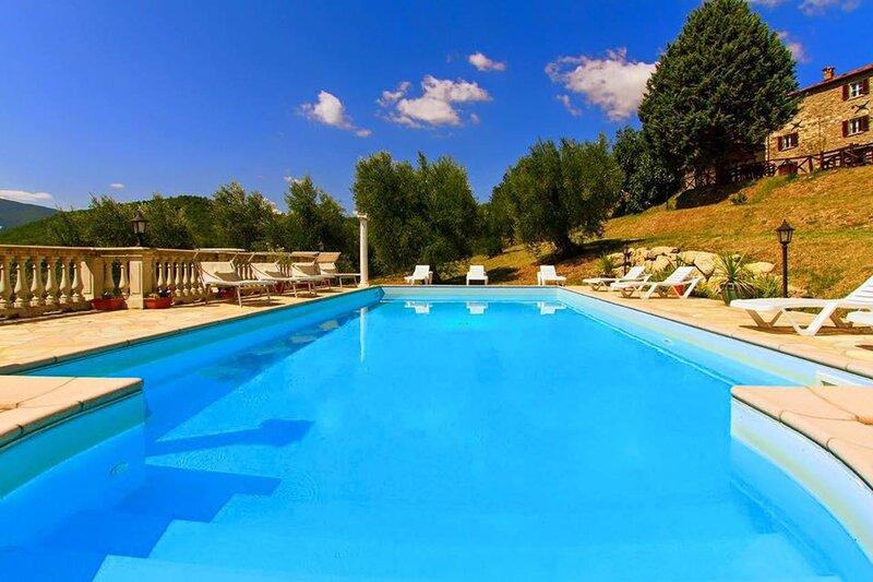 Villa Resort in Tuscany, casa vacanza a Caprese Michelangelo
