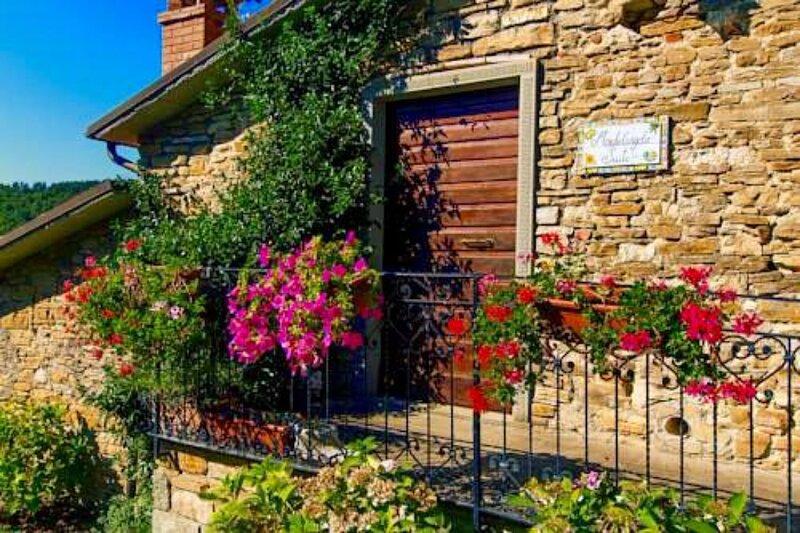 Tuscany Villa Resort, casa vacanza a Caprese Michelangelo