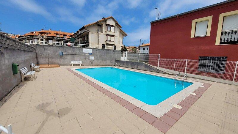 Centro Noja. Cerca del Ayuntamiento Bonito apartam, vacation rental in Hazas de Cesto