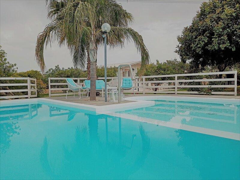 Villa Noto Country Villas, alquiler vacacional en Rosolini