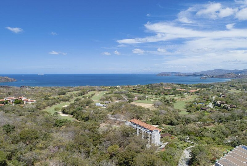 Beautiful Ocean View 2 Bedroom Condo at Reserva Conchal, casa vacanza a Matapalo