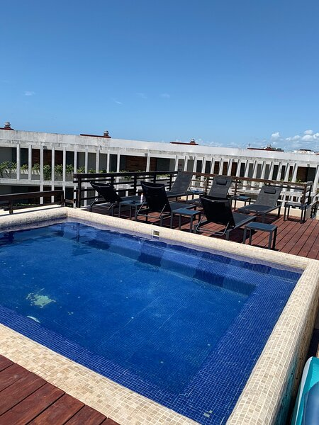 Aldea Thai Penthouse PH317 Luxury 3BR 3 Bathroom, holiday rental in Playa del Carmen