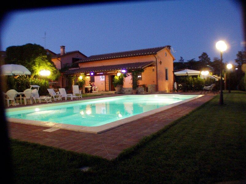 RESIDENZA IL ROSETO, location de vacances à San Savino