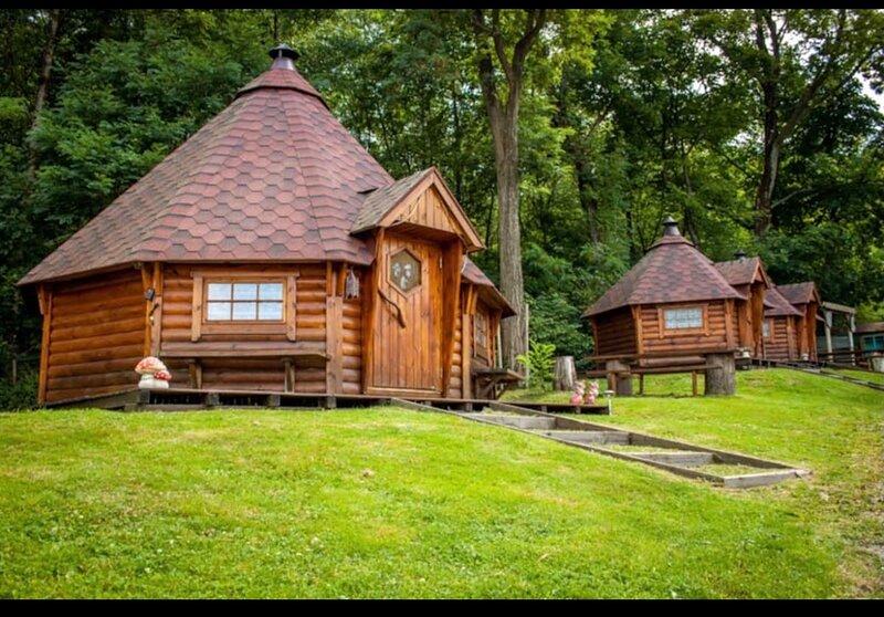 Gîtes insolites dans un cadre exceptionnel, holiday rental in Gottenhouse