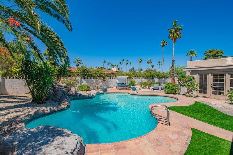 Luxury Desert Escape | Private Pool, casa vacanza a Paradise Valley