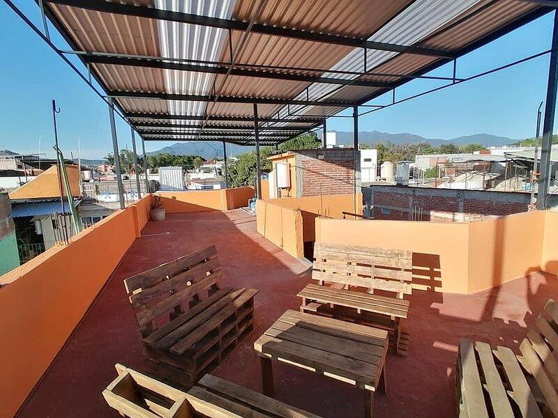 Villa Naranja, holiday rental in Santa Maria del Tule