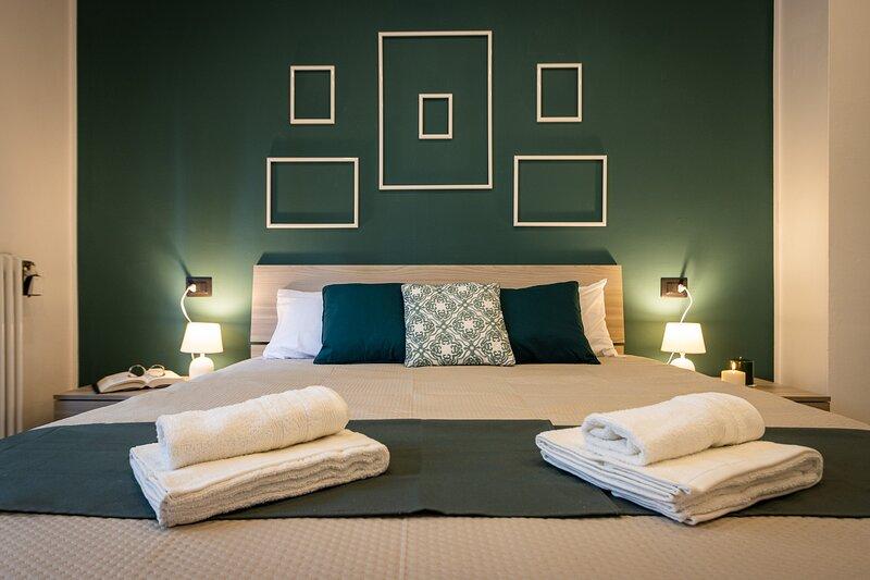 Green Pearl ☆☆☆☆☆ - Appartamento a 100 mt dal lago., vacation rental in Dormelletto