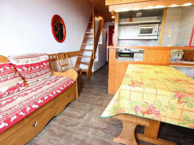 Appartement 3 pièces 6 personnes à Vallandry en centre station et à côté des, casa vacanza a Vallandry