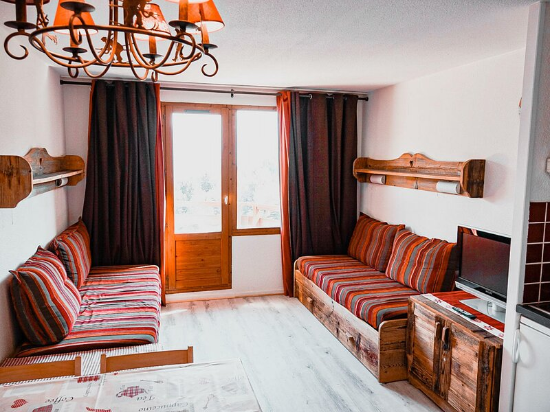 APPARTEMENT SKIS AUX PIEDS, holiday rental in La Tania