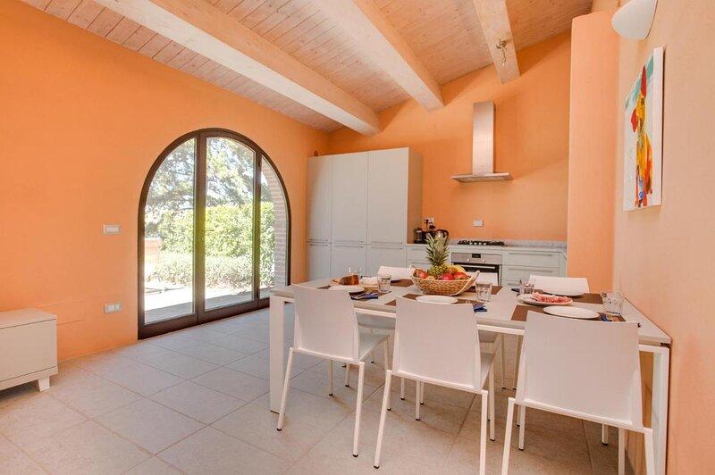 Deluxe Apartment Villa Pesca - Cignella Resort, casa vacanza a Petroio