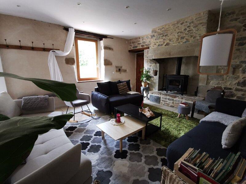 Maison de vacances à côté de Perros Guirec, alquiler vacacional en Saint-Quay-Perros