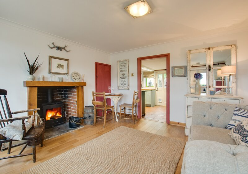 Sky Cottage, vacation rental in Tunstead