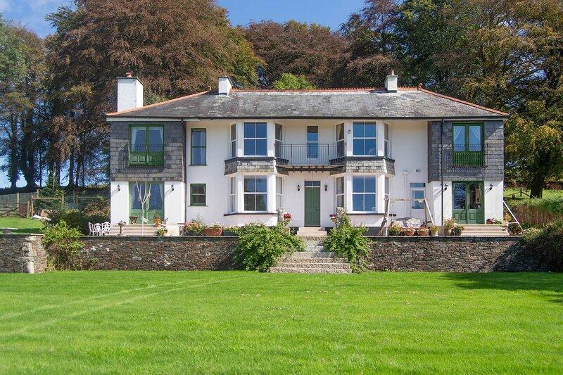 Stunning 6-Bed House with huge garden on Dartmoor, location de vacances à Peter Tavy