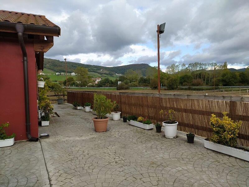 Casa Orgi, holiday rental in Lecumberri