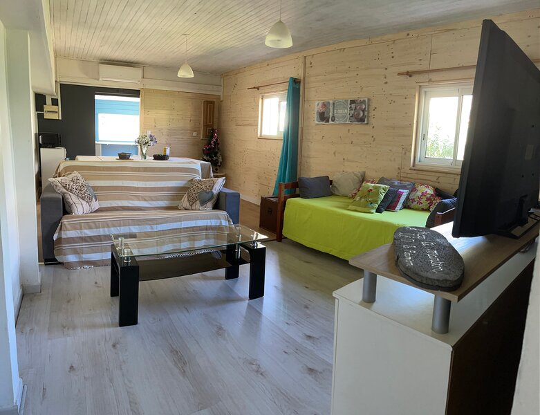 Beautiful house with mountain view, holiday rental in La Plaine des Cafres