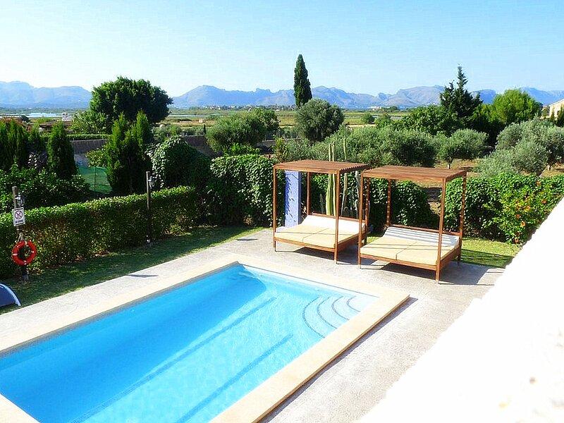 Villa Son Fanals in Alcudia, location de vacances à Alcudia