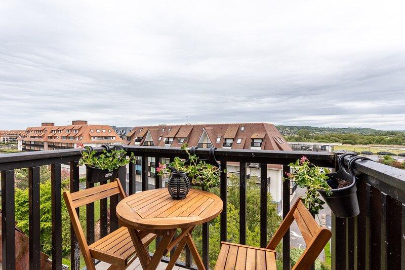 Le Nid Marin - Sublime vue sur le lac de Deauville, vacation rental in Bourgeauville