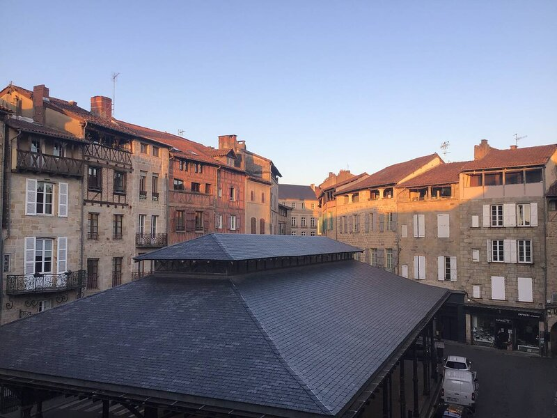 Beautiful 2-Bed Apartment in Figeac, holiday rental in Bouillac