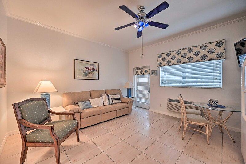 NEW! Waterfront Naples Condo ~ 15 Mi to Everglades, vacation rental in Everglades City