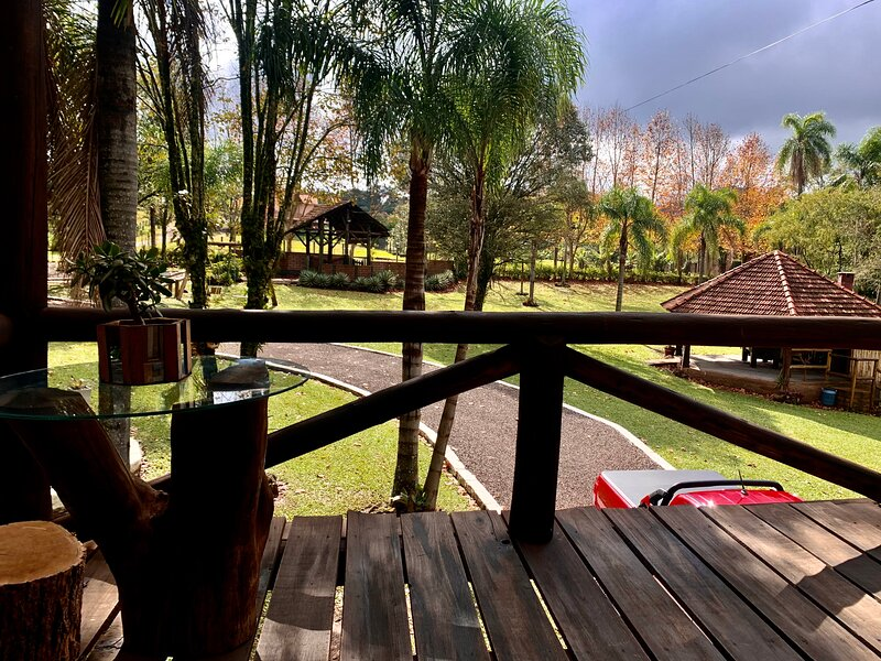 Sítio Minha Querência, holiday rental in Morro Reuter