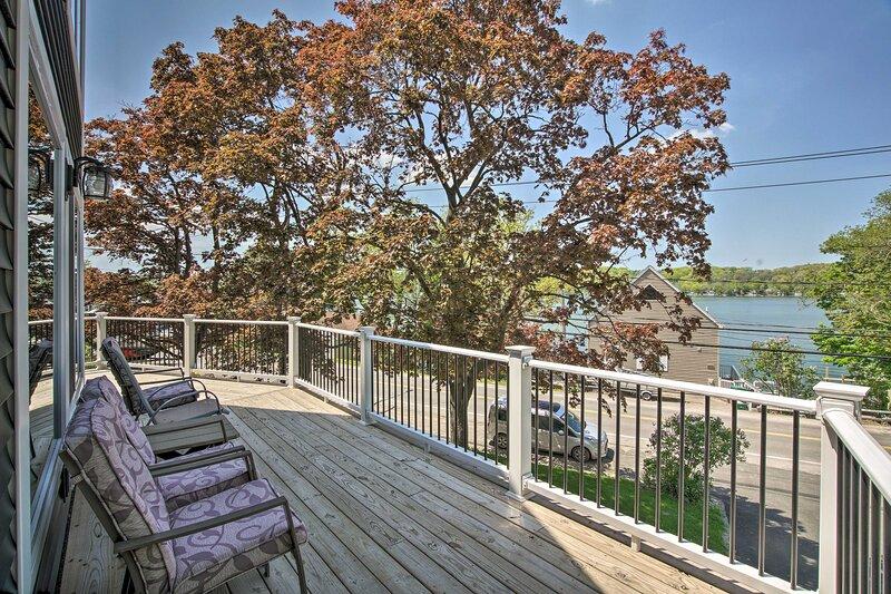 Finger Lakes 4-Season Home: Swim, Fish, Ski & Hike, holiday rental in Lakeville