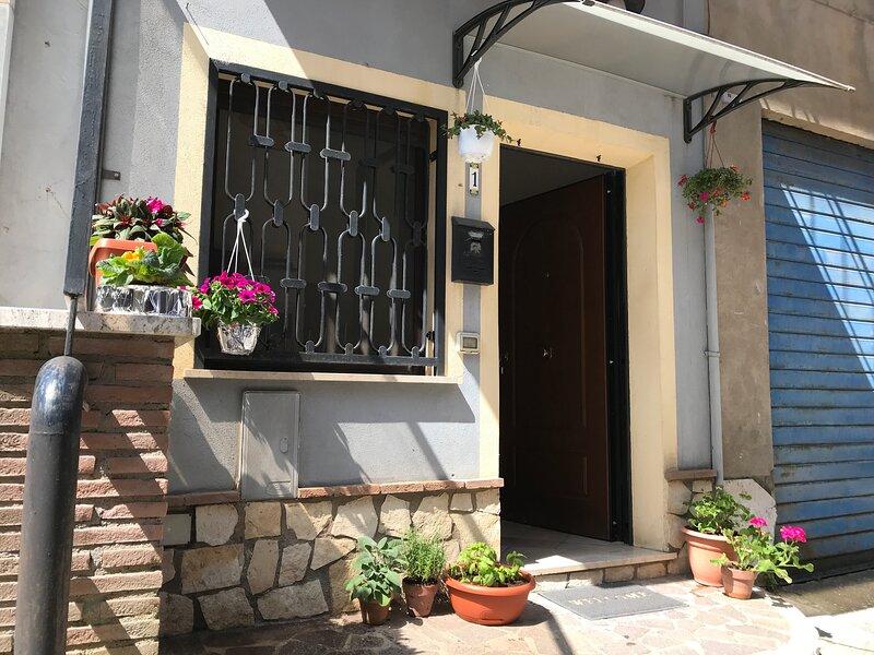 Bilocale Porta Riore, alquiler vacacional en Prossedi
