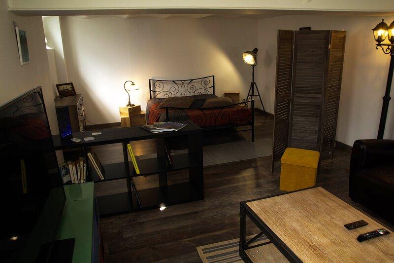 Duplex en centre ville, pour découvrir Rouen et ses alentours., holiday rental in Montmain