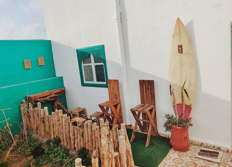 Hostel Thayri SIDI KAOUKI BEACH ESSAOUIRA, casa vacanza a Sidi Kaouki