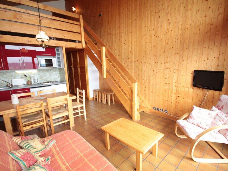 Les Saisies - Beau 2 pièces mezzanine 7 personnes, holiday rental in Hauteluce