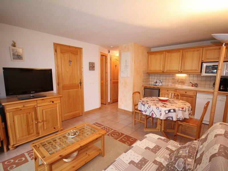 VILLARD SUR DORON - 4 pers, 28 m2, 3/1, holiday rental in Villard-sur-Doron