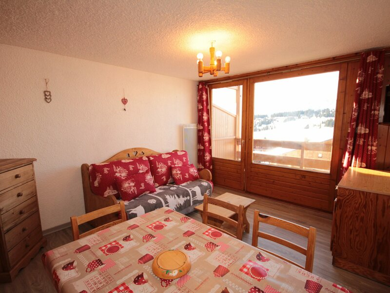 LES SAISIES - 5 pers, 30 m2, 2/1, holiday rental in Hauteluce