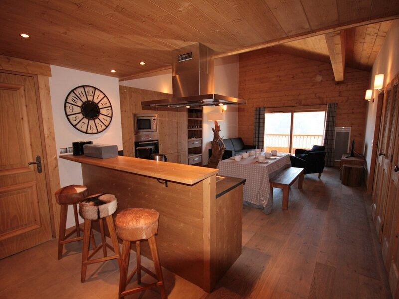 Les Saisies-Bisanne 1500 - Beau 4 pièces 2 salles de bains 10 pers, location de vacances à Albertville