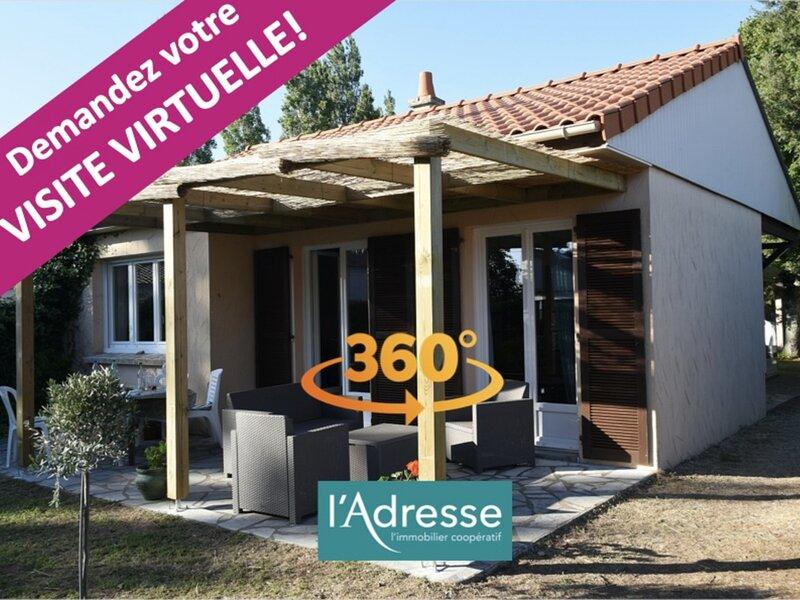 VOS VACANCES EN FRANCE, A QUELQUES MINUTES DE PORNIC, LOCATION DE VACANCES 2, holiday rental in Chaumes-en-Retz