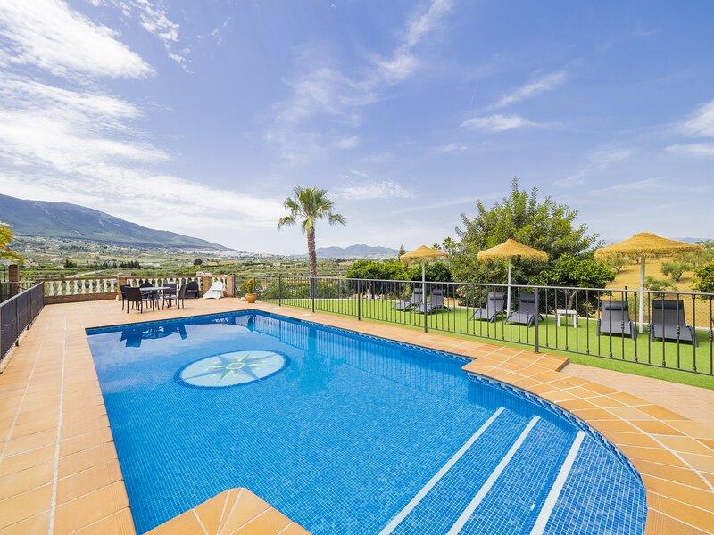 Cubo's Villa Los Javieles, aluguéis de temporada em Alhaurin el Grande