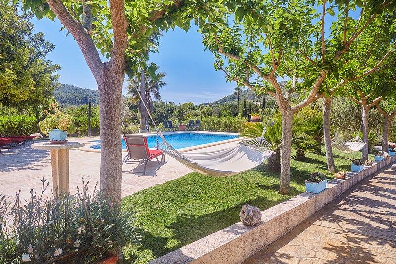 VILLA CAN DOMINGO - ALARO, vacation rental in Alaró