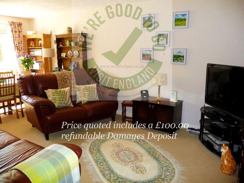 No 31 Belper Derbyshire quotes inc a 100 pound refundable security deposit., alquiler de vacaciones en Ripley