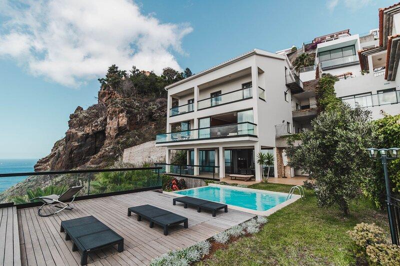 Dahlia Villa, Funchal, Madeira, alquiler vacacional en Caniço