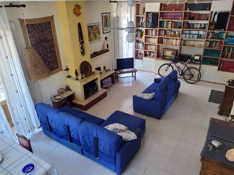 LA PARANZA NEL BORGO MARINARO DI S.G.LI CUTI, holiday rental in Catania