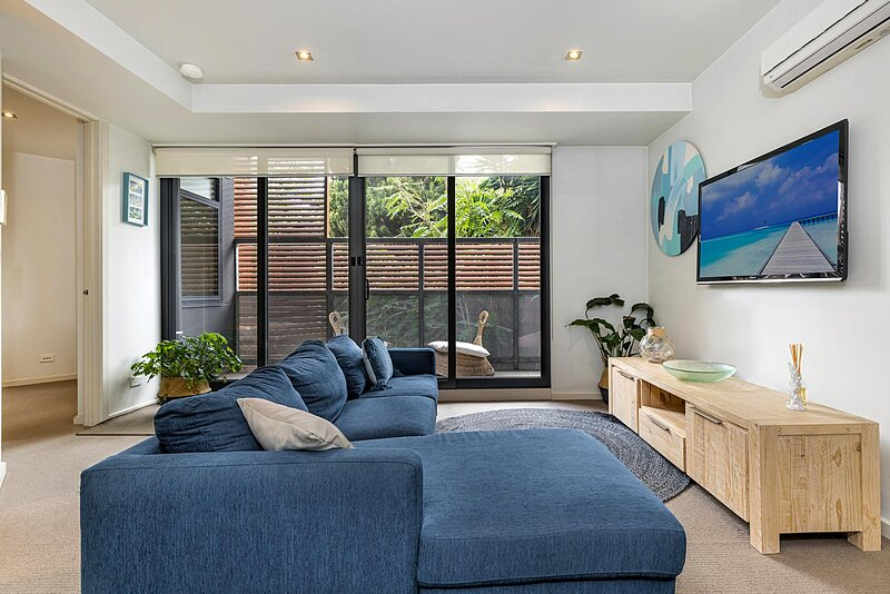 Cosy Unit near Beach and Acland St Dining and Shopping, casa vacanza a Sandringham