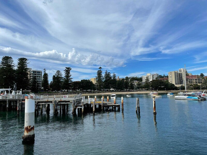 Spacious and Contemporary Manly Wharf-Side Apartment, vacation rental in Balgowlah