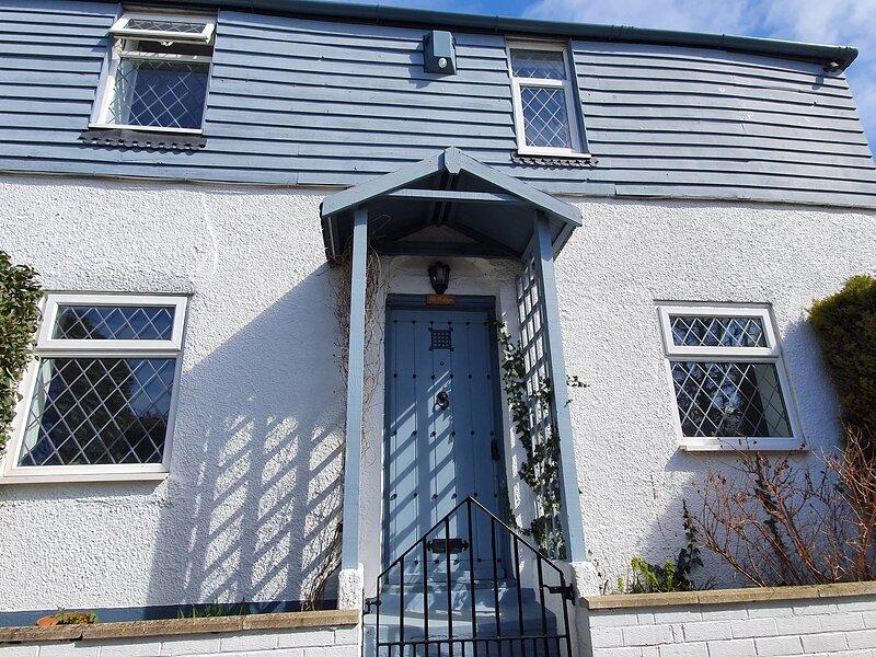 Little Blue Cottage, Minster, location de vacances à Birchington