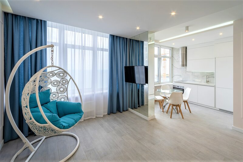 Black Sea Horizon Apartment, holiday rental in Arcadia