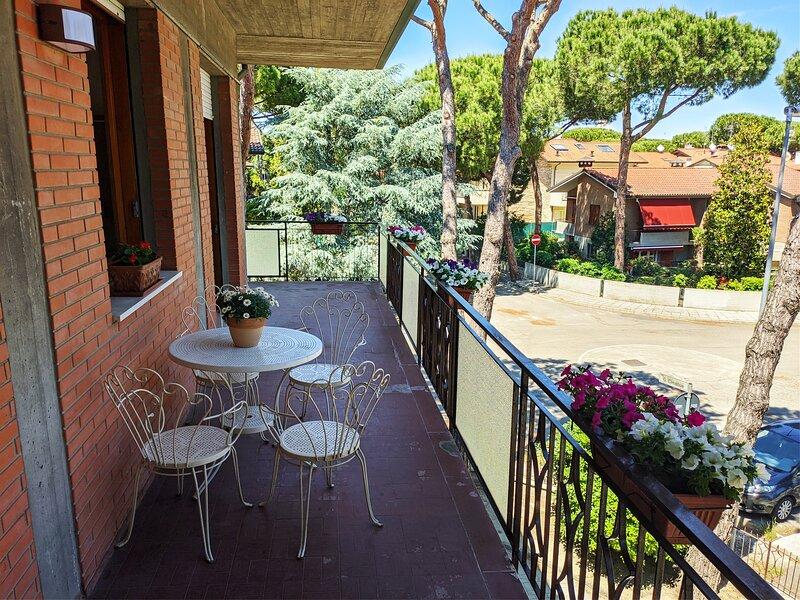 Appartamento Primula, alquiler vacacional en Zadina Pineta