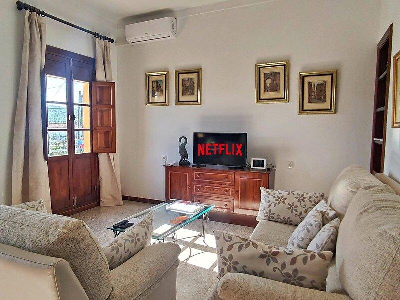 Apartamento El Rancho Grande, holiday rental in Carratraca